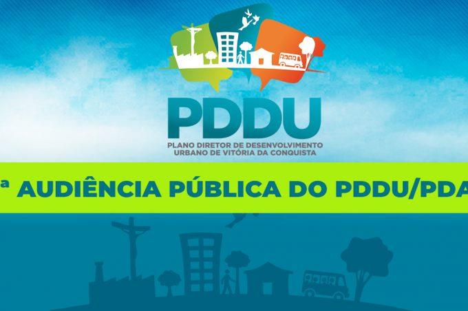 População da zona rural também terá acesso à audiência pública online do PDDU