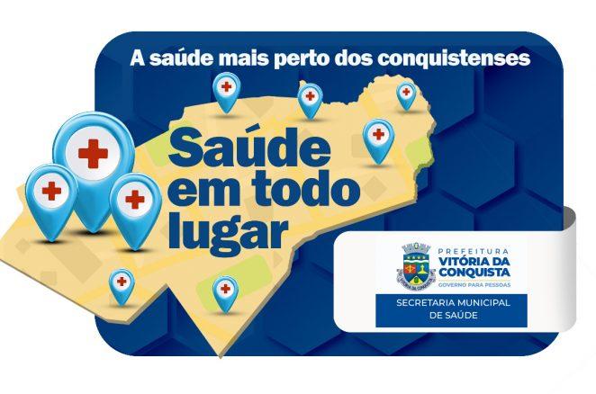 SMS leva o Saúde em Todo Lugar ao povoado de Cabeceira na terça-feira