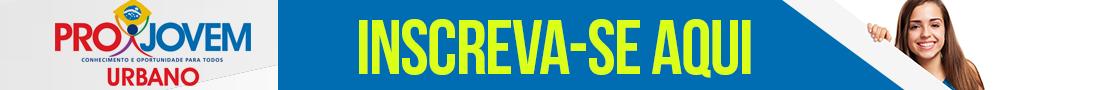 Banner Projovem Urbano