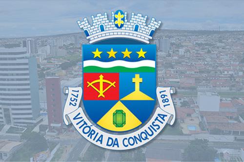 brasao2 - Prefeitura Municipal de Vitória da Conquista - PMVC