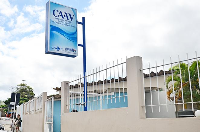 O Caav funciona na Praça João Gonçalves, s/n, Centro (próximo à Prefeitura)