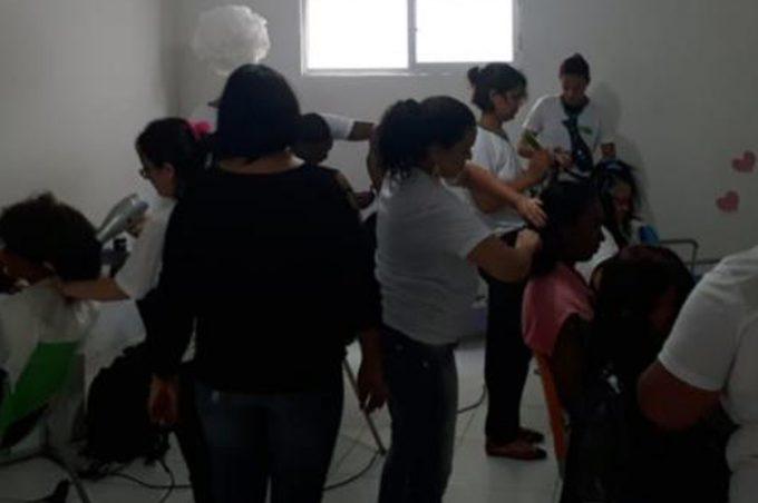 CAPS IA realiza dia de atividades para adolescentes e familiares