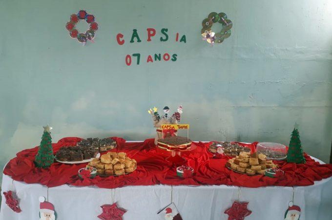 CAPS IA celebra 7 anos de funcionamento em Vitória da Conquista