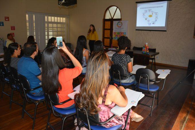Servidores municipais debatem Meio Ambiente e desenvolvimento sustentável
