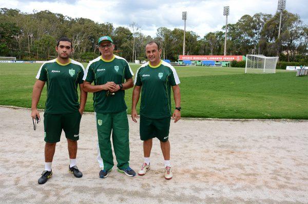 Segundo o técnico Eduardo Silva, planejamento feito desde setembro não será mudado.
