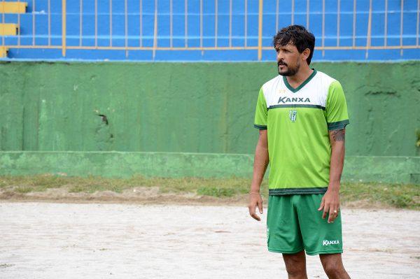 Kléber do Amaral, que é conquistense, está encarando essa final como uma final de Copa do Mundo.