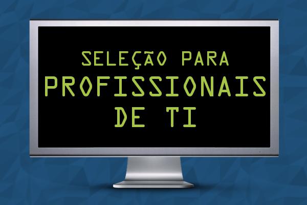 2ª Convocação – Chamamento Público para função de Técnico de Informática