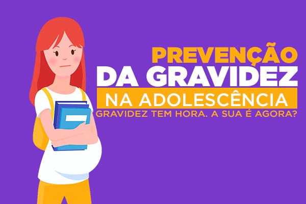 Campanha de Prevenção da Gravidez na Adolescência é encerrada com Web Oficina para coordenadores escolares