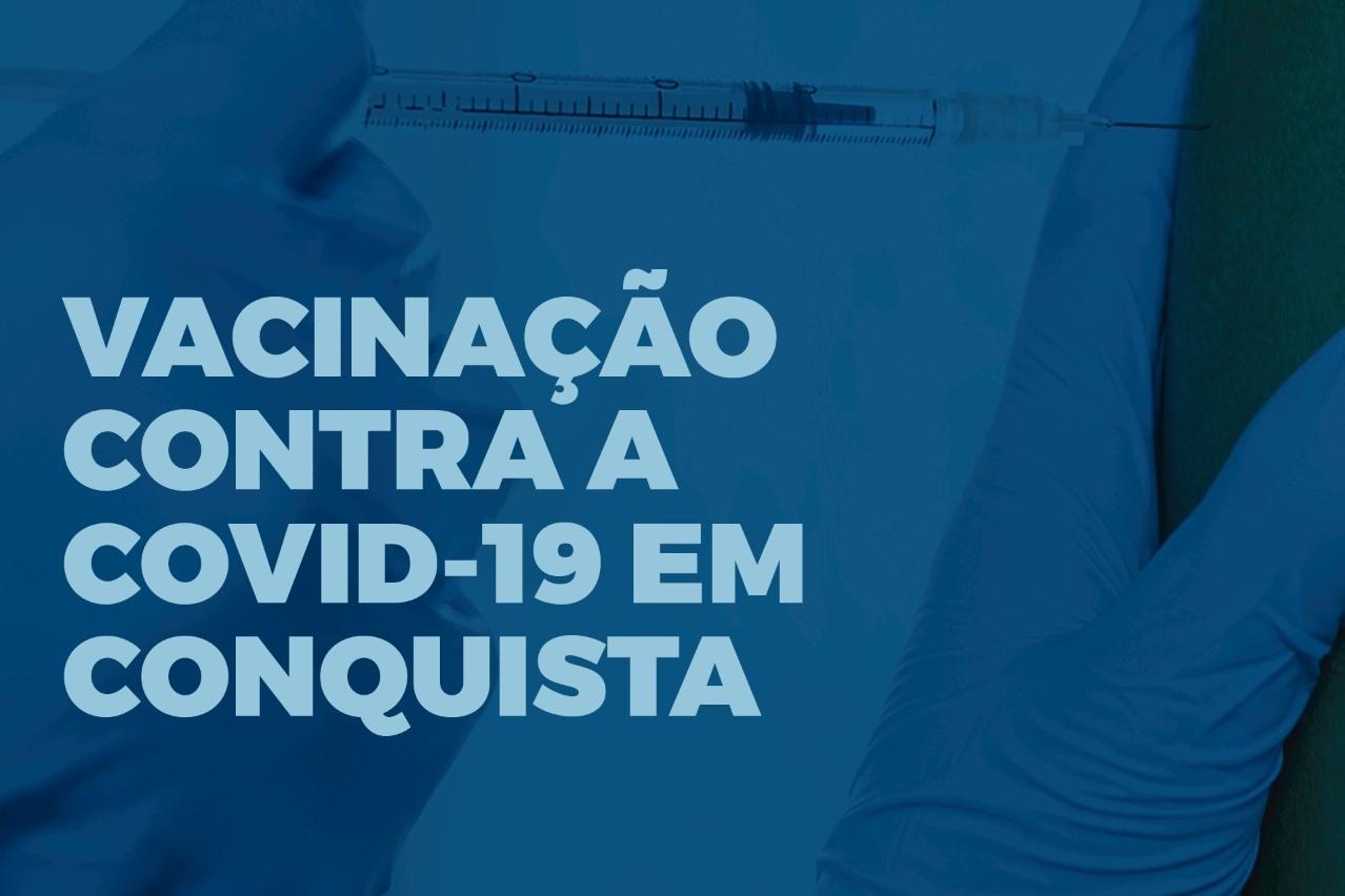 Secretaria de Saúde divulga novas estratégias de 1ª e 2ª dose da vacina -  Prefeitura Municipal de Vitória da Conquista - PMVC