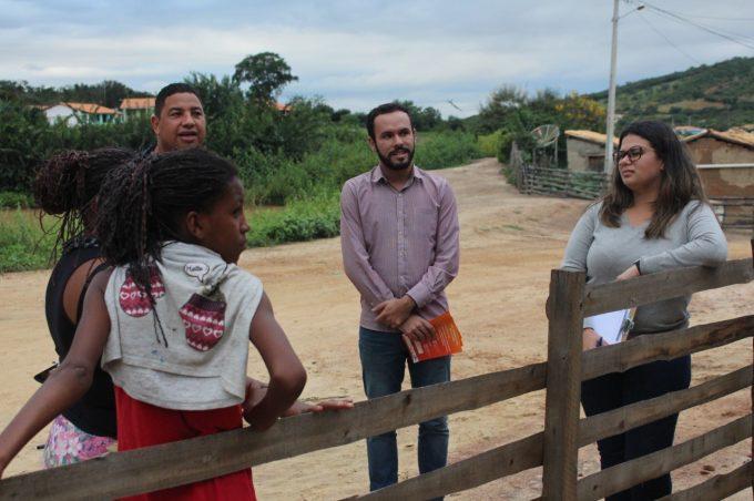 Comunidades quilombolas são orientadas sobre prevenção ao Coronavírus