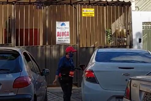 Empresa operadora da Zona Azul realiza ação de orientação de condutores